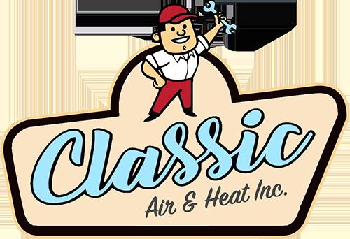 Classic Air AC & Heating Logo
